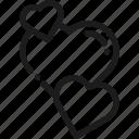 couple, heart, hearts, love, romance, romantic, valentine