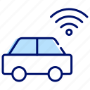 amrt cab, cab booking, free wifi, online cab, taxi, wifi icon