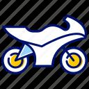 bike, motorcycle, online booking, ride