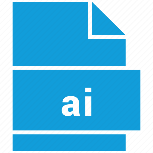 adobe, ai, filetypes, illustrator icon