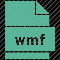 file format, wmf icon