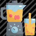 blender, cafe, fruit, juice, juicer, mixer, restaurant