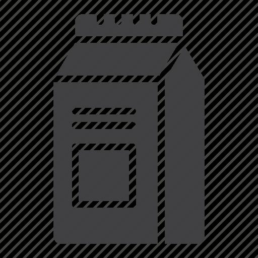 carton, milk, pack, paper icon