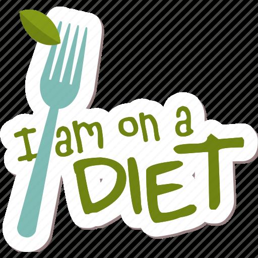 café, diet, food, healthy, networking, restaurant, sticker icon