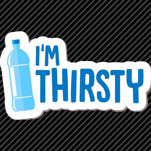 café, drink, food, networking, restaurant, sticker, water icon