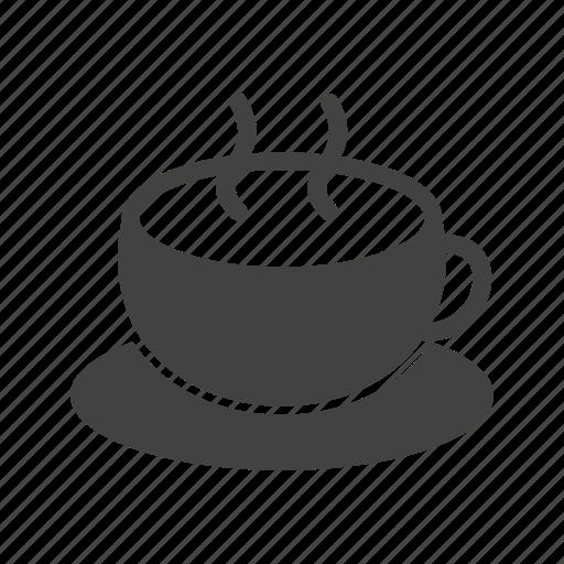 cafe, coffee, drink, espresso, hot, mug icon