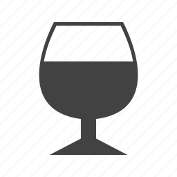 alcohol, bar, beverage, drink, glass, sherry, wine icon