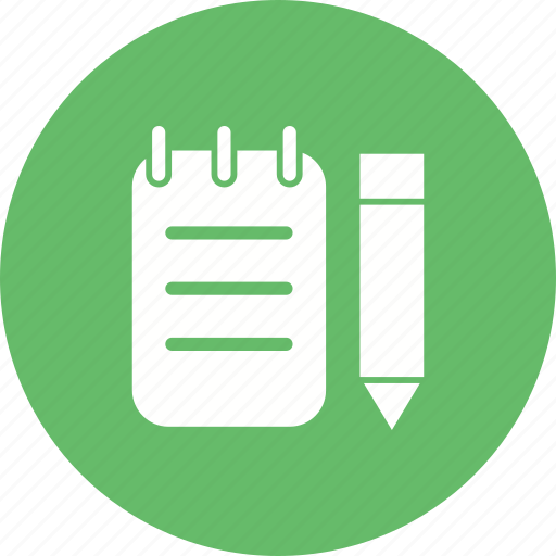 Cafe, food, meal, note, order, waiter, write icon - Download on Iconfinder