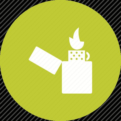 Bar, cafe, cigarette, flame, light, lighter, smoke icon - Download on Iconfinder