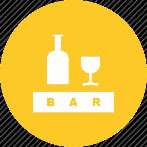 Bar, cafe, cocktail, drink, open, sign, snack icon - Download on Iconfinder
