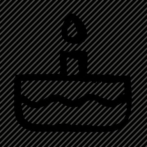 bar, birthday, cake, diner, drink, food, restaurant icon