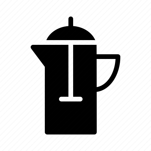 bar, coffee, diner, food, french, maker, restaurant icon