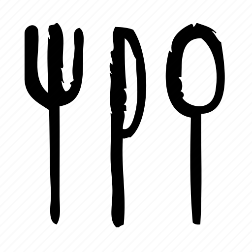 bar, cutlery, diner, food, restaurant, silverware icon