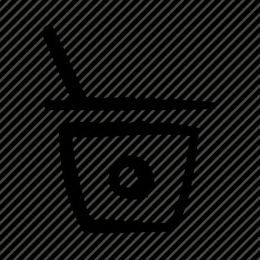bar, diner, drink, marmelade, restaurant icon