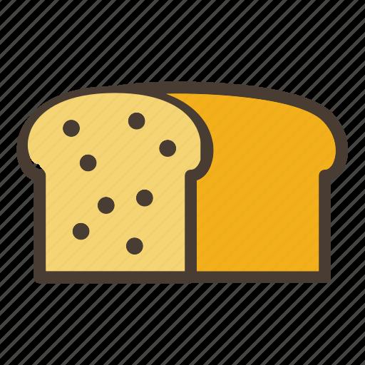 bakery, bread, cake, cupcake, dessert, pastry, sweet icon