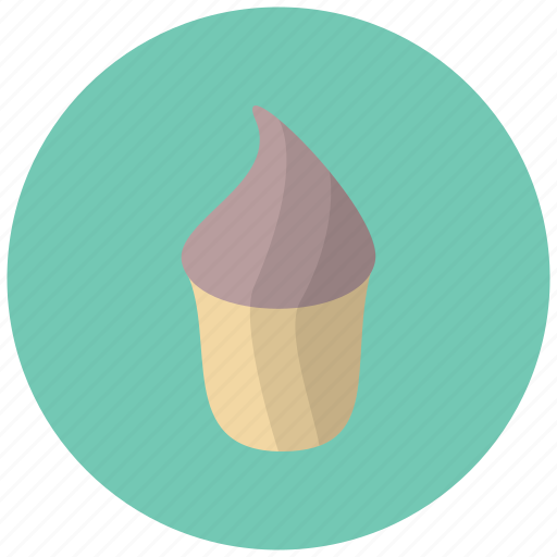 cake, confection, cooking, dessert, food, ice cream icon