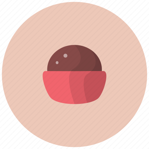 cake, confection, cupcake, dessert, food, sweet, sweetness icon