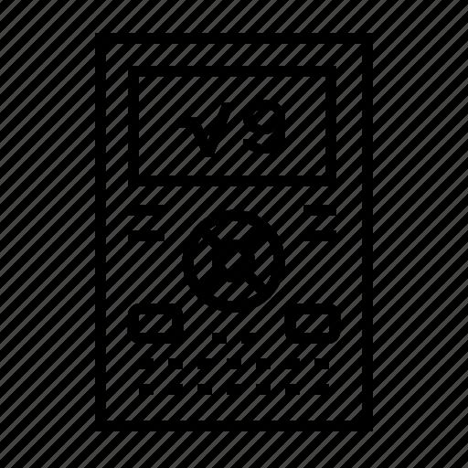 Calculator, computation, computing, scientific icon - Download on Iconfinder