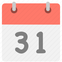 calendar, event, hovytech, one, schedule, thirty one, three icon