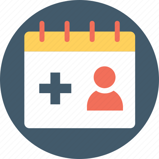 appointment scheduling, doctor schedule, hospital schedule, medical schedule, schedule appointments icon