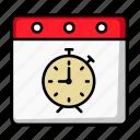 alert, appointment, bell, calendar, date, notification, schedule