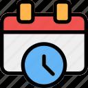 calendar, day, date, schedule, time, event
