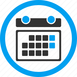 appointment, calendar, grid, month, plan, schedule, time table icon