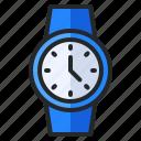 alert, clock, fashion, time, timer, wrist watch, wristwatch icon