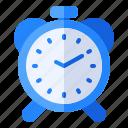alarm, alert, bell, clock, notification, office, time