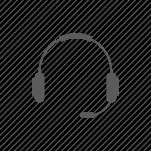 call, call center, headset, operator icon