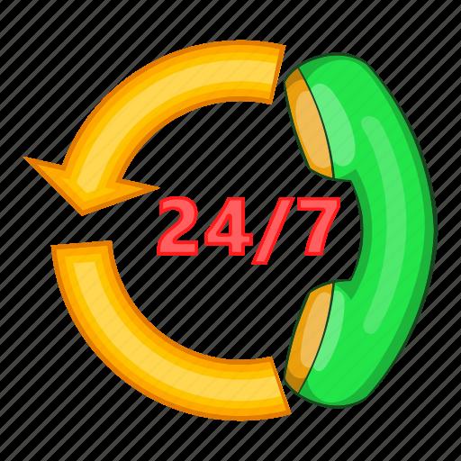 Call, center, customer, handset, illustration, phone, support icon - Download on Iconfinder