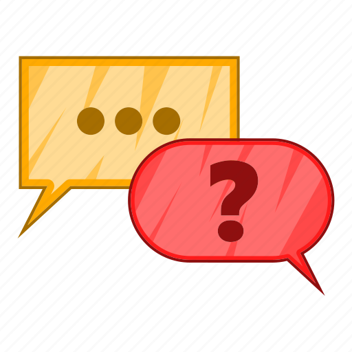call, cartoon, center, illustration, phone, question, support icon