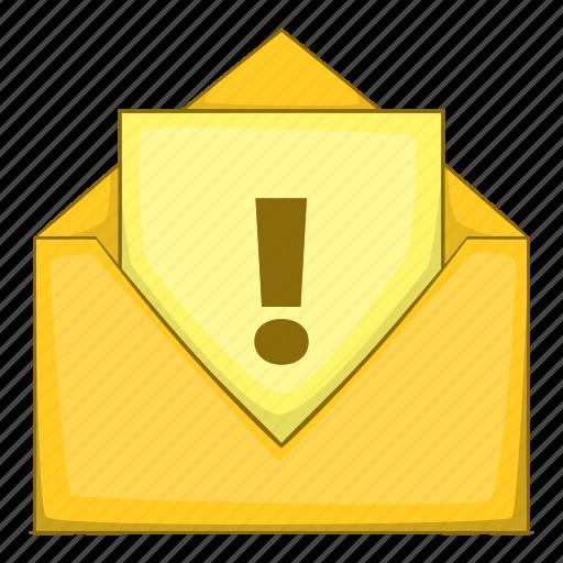 Cartoon, customer, envelope, illustration, person, support icon - Download on Iconfinder
