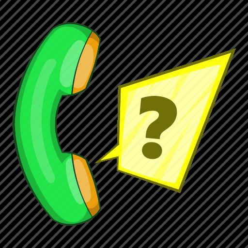 Call, center, customer, green handset, illustration, support icon - Download on Iconfinder