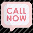 call, contact, action, button