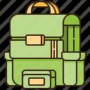 bag, camera, equipment, photographer, photography icon
