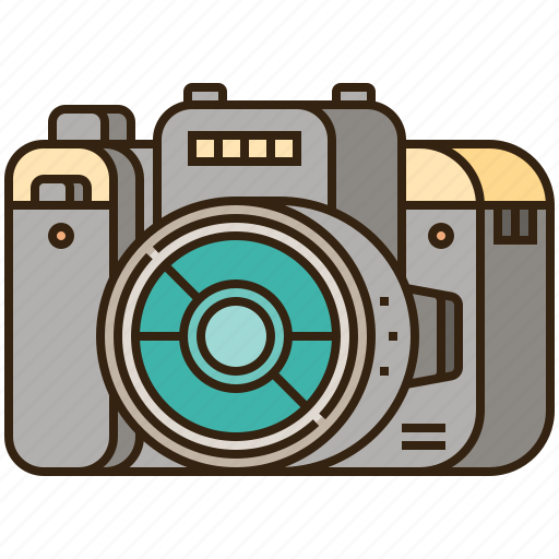 camera, dslr, photo, photographer, photography icon