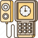 light, meter, photographer, photography, remote icon
