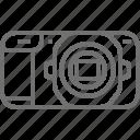 camera, cinema, film, magic, pocket, video icon