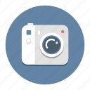 camera, photograph, photography, polaroid, shot, snapshot icon