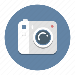 camera, photograph, photography, polaroid, shot, snapshot icon