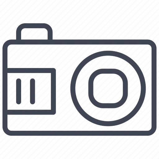 camera, compact, image, photo, photography, picture icon