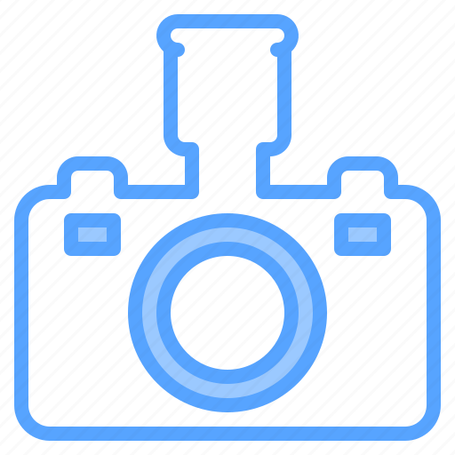 beauty, camera, digital, dslr, flash, happy, photo icon