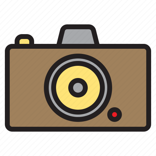 beauty, camera, digital, flash, happy, mirrorless, photo icon