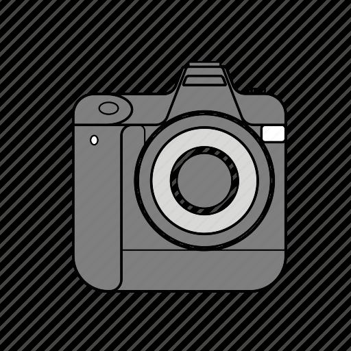 camera, canon, digital, dslr, nikon, photography icon
