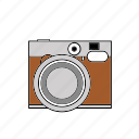 cameara, image, photo, retro, vintage icon