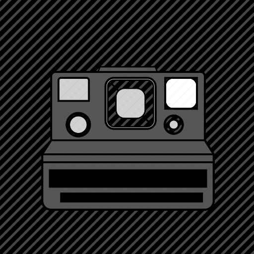 film, image, old, photography, polaroid, retro, vintage icon
