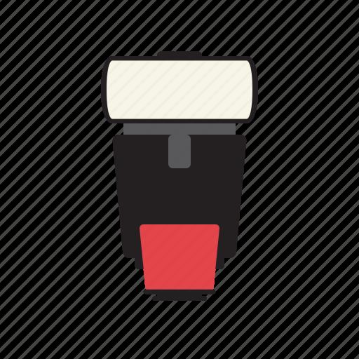camera, flash, flash light, flasjlight, light, photography icon
