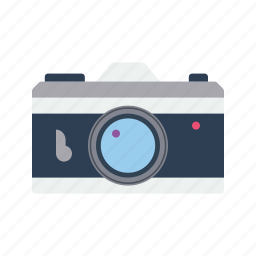 camera, flexa, photogrpahy, photos, retro camera icon
