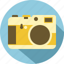 camera, images, photography, photos, retro camera icon